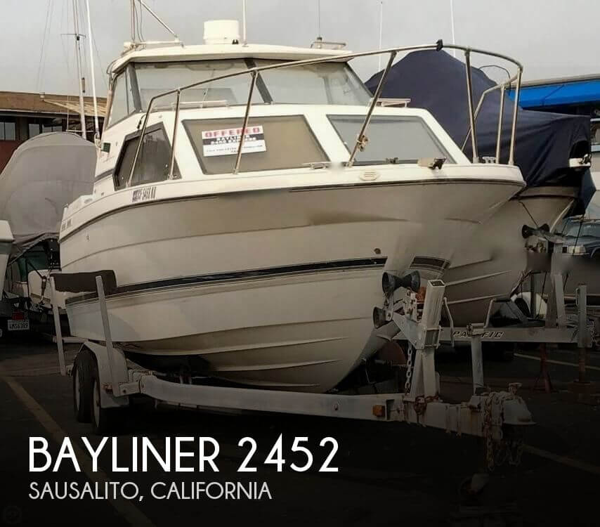 Used Bayliner Boats For Sale in Sacramento, California by owner | 1998 Bayliner 25
