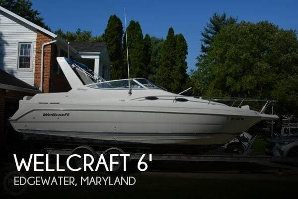 Used Wellcraft 26 Boats For Sale by owner   2002 Wellcraft 2600 Martinique