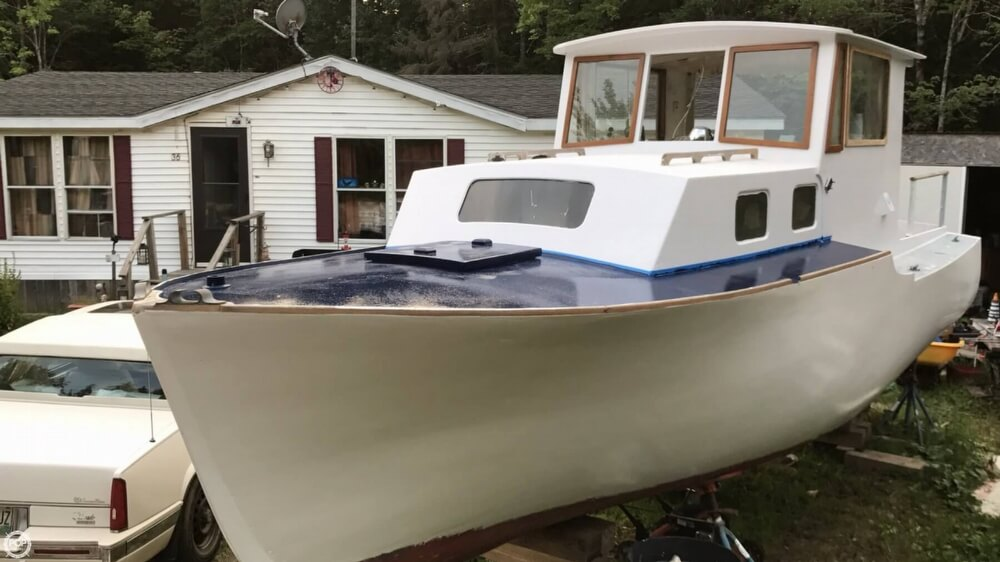 1964 Seal boat for sale, model of the boat is 25 Navy Boat & Image # 3 of 40