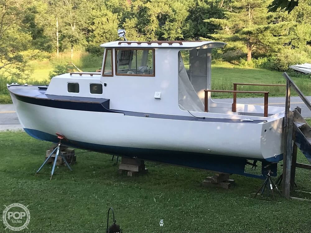 1964 Seal boat for sale, model of the boat is 25 Navy Boat & Image # 2 of 40