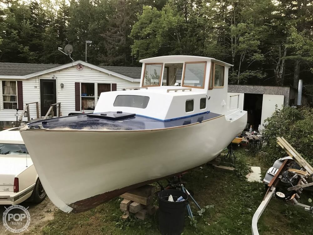 1964 Seal boat for sale, model of the boat is 25 Navy Boat & Image # 4 of 40