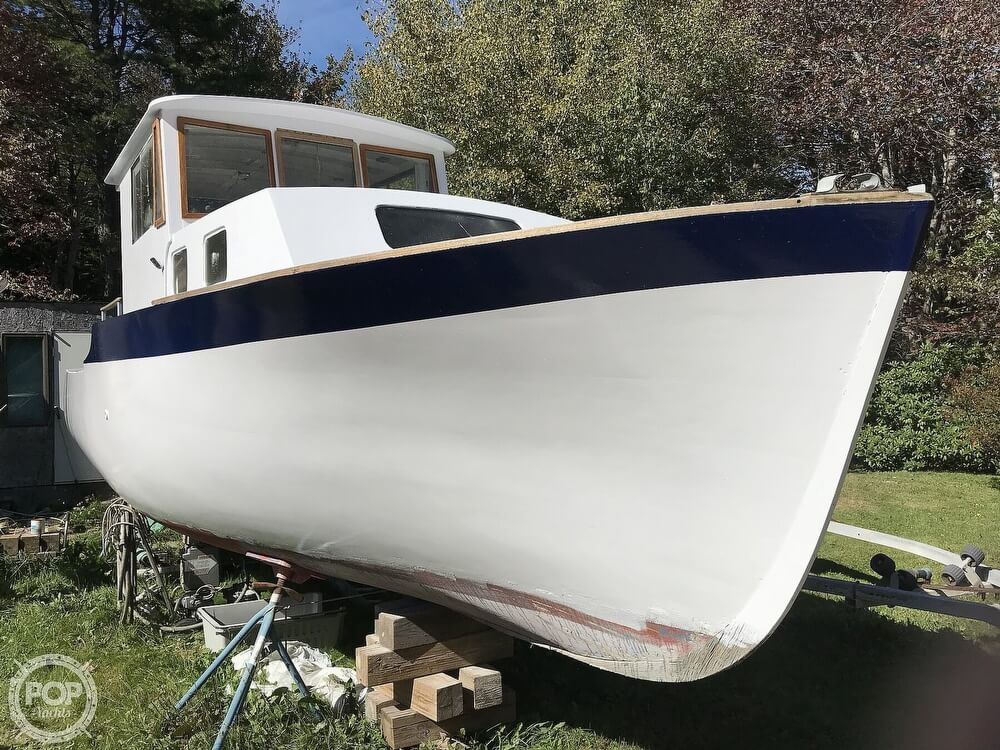 1964 Seal boat for sale, model of the boat is 25 Navy Boat & Image # 5 of 40