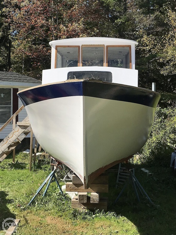 1964 Seal boat for sale, model of the boat is 25 Navy Boat & Image # 7 of 40