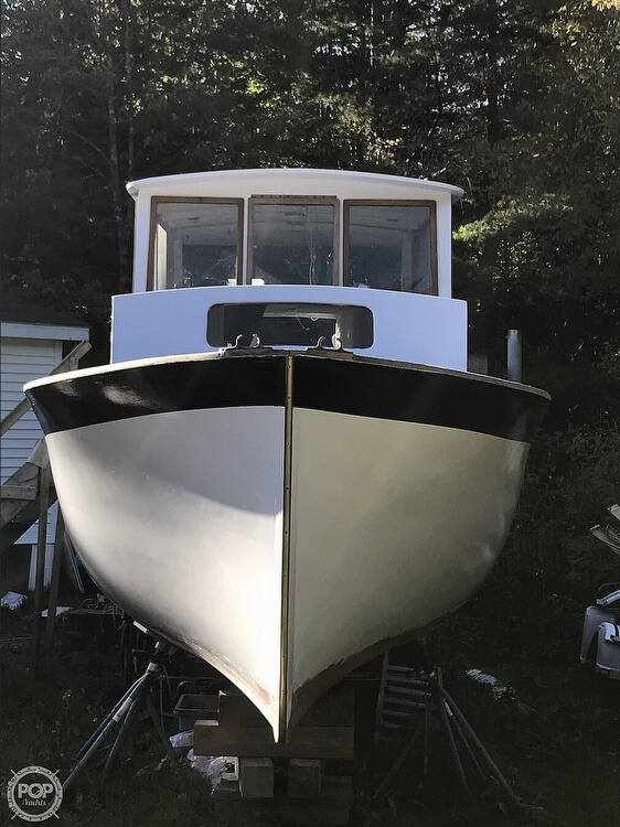 1964 Seal boat for sale, model of the boat is 25 Navy Boat & Image # 8 of 40