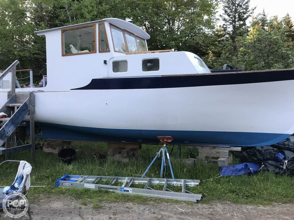1964 Seal boat for sale, model of the boat is 25 Navy Boat & Image # 11 of 40