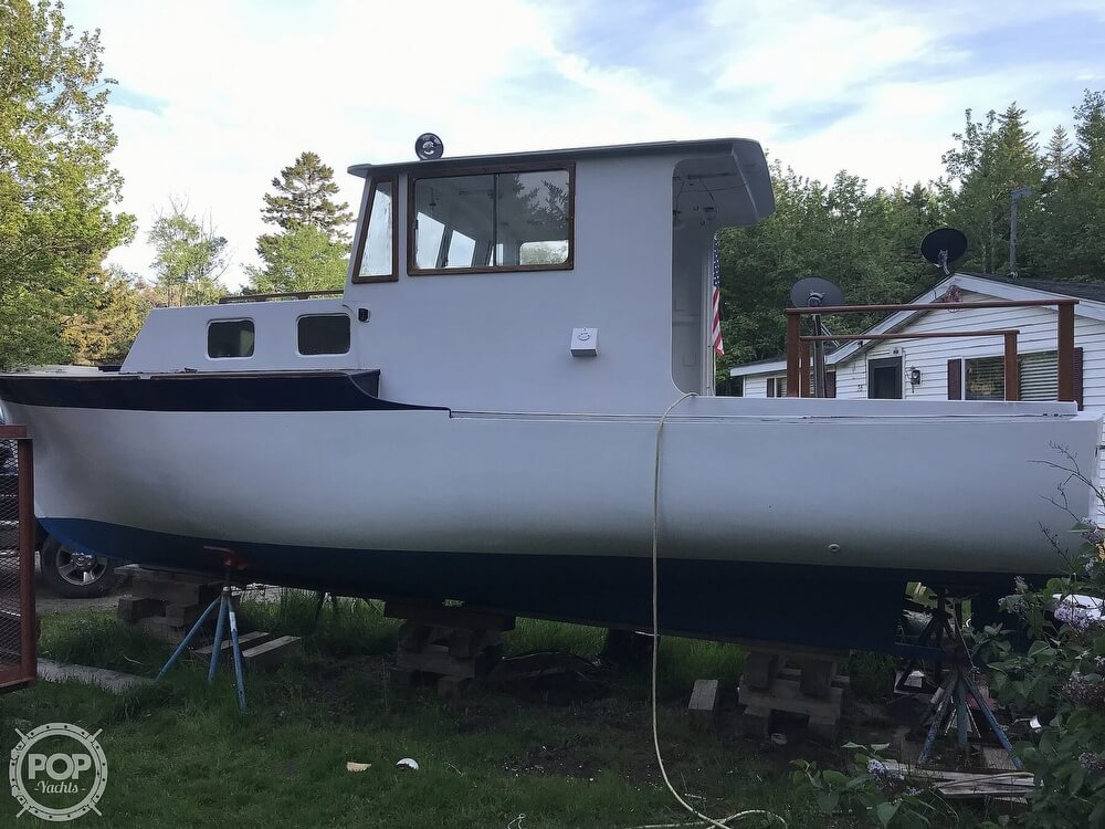 1964 Seal boat for sale, model of the boat is 25 Navy Boat & Image # 13 of 40
