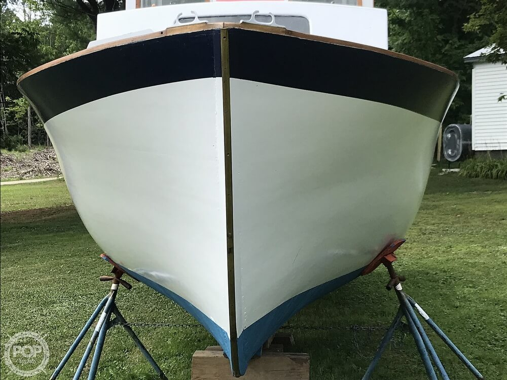 1964 Seal boat for sale, model of the boat is 25 Navy Boat & Image # 26 of 40