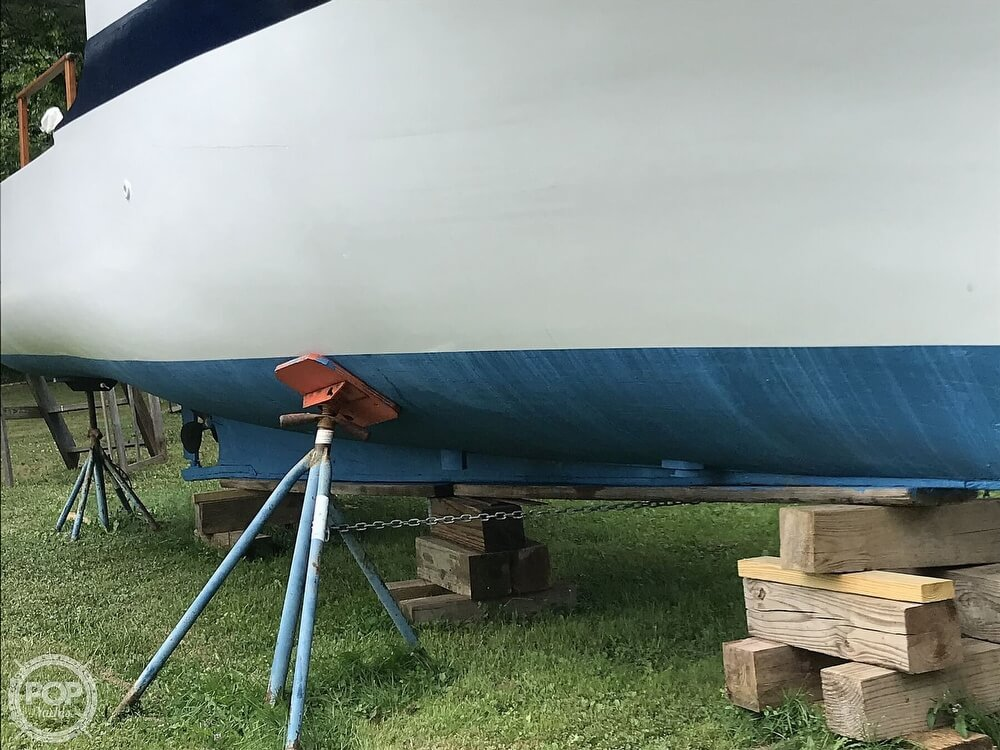 1964 Seal boat for sale, model of the boat is 25 Navy Boat & Image # 28 of 40