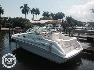 Sea Ray 240 Sundancer, 23', for sale - $13,500