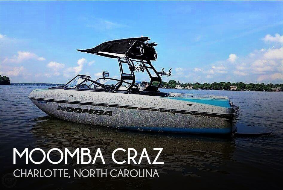 Used Boats For Sale in Winston-Salem, North Carolina by owner | 2017 23 foot Moomba Craz