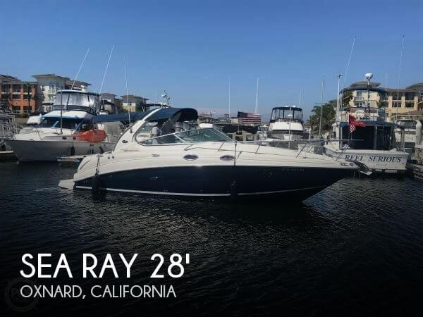 Used Sea Ray Boats For Sale in Oxnard, California by owner | 2008 Sea Ray Sundancer 280