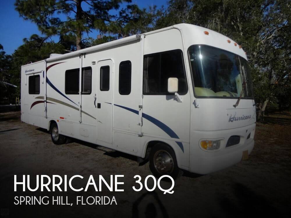 2001 Thor Motor Coach Hurricane 30Q