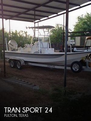Used Boats For Sale in Corpus Christi, Texas by owner | 2013 Tran Sport 24