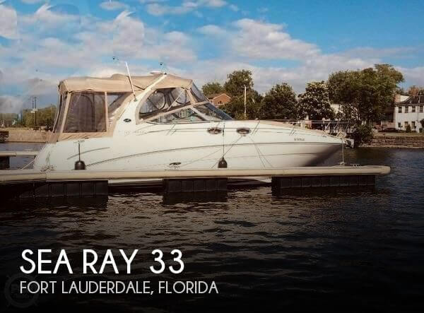 Used Sea Ray 33 Boats For Sale by owner | 2002 Sea Ray 33