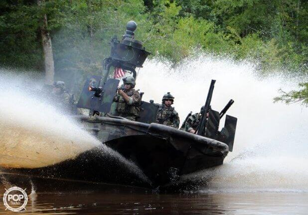 2007 United States Marine boat for sale, model of the boat is Special Operations Craft Riverine & Image # 11 of 40