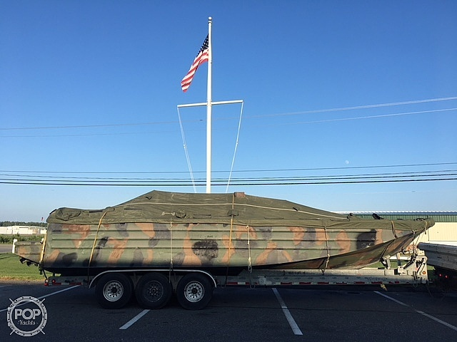 2007 United States Marine boat for sale, model of the boat is Special Operations Craft Riverine & Image # 5 of 40