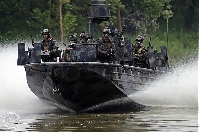 2007 United States Marine boat for sale, model of the boat is Special Operations Craft Riverine & Image # 10 of 40