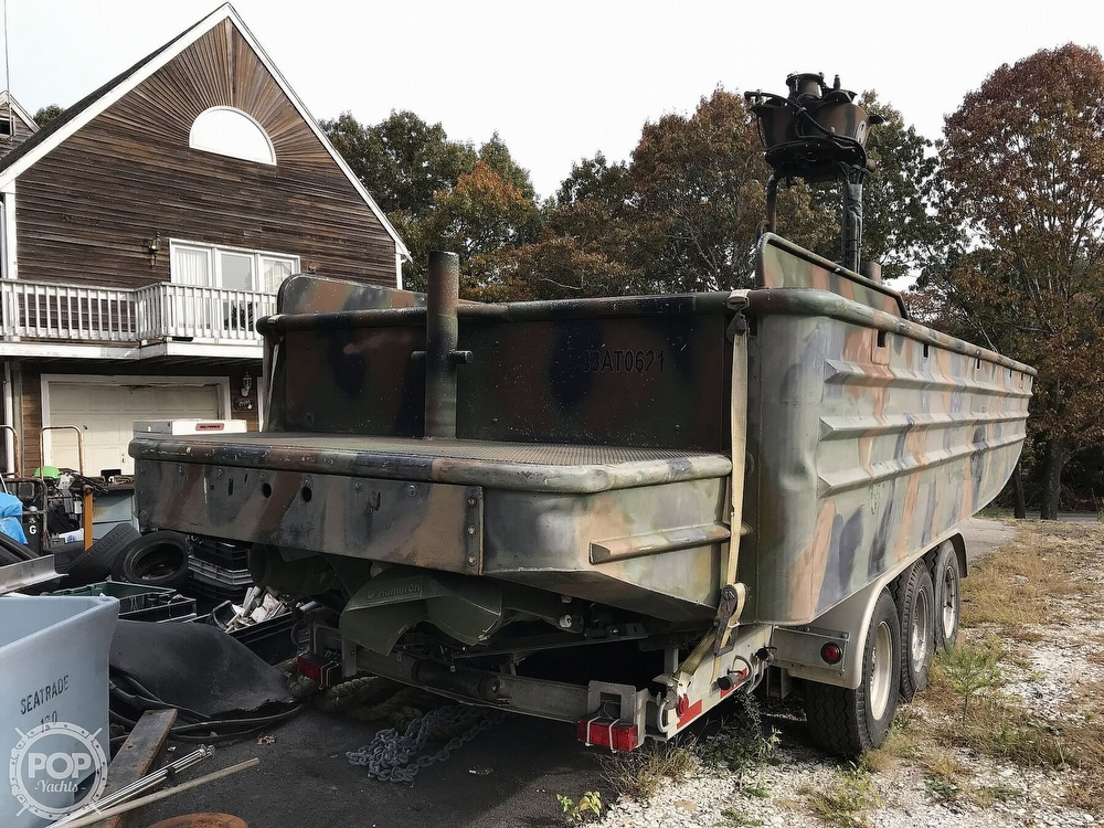 2007 United States Marine boat for sale, model of the boat is Special Operations Craft Riverine & Image # 18 of 40