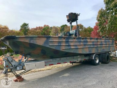 United States Marine Special Operations Craft Riverine, 33', for sale - $141,200