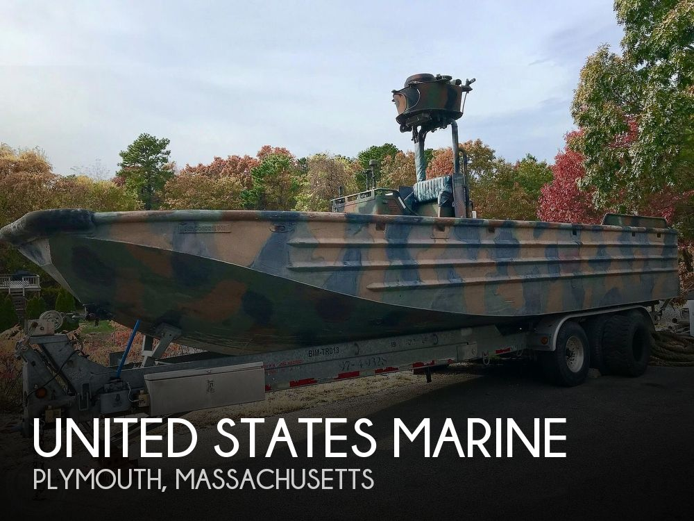 2007 United States Marine boat for sale, model of the boat is Special Operations Craft Riverine & Image # 1 of 40