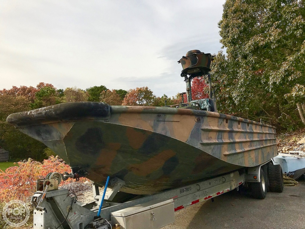 2007 United States Marine boat for sale, model of the boat is Special Operations Craft Riverine & Image # 3 of 40