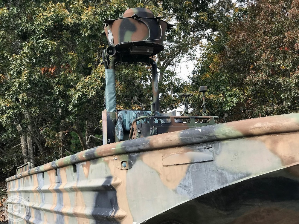 2007 United States Marine boat for sale, model of the boat is Special Operations Craft Riverine & Image # 4 of 40