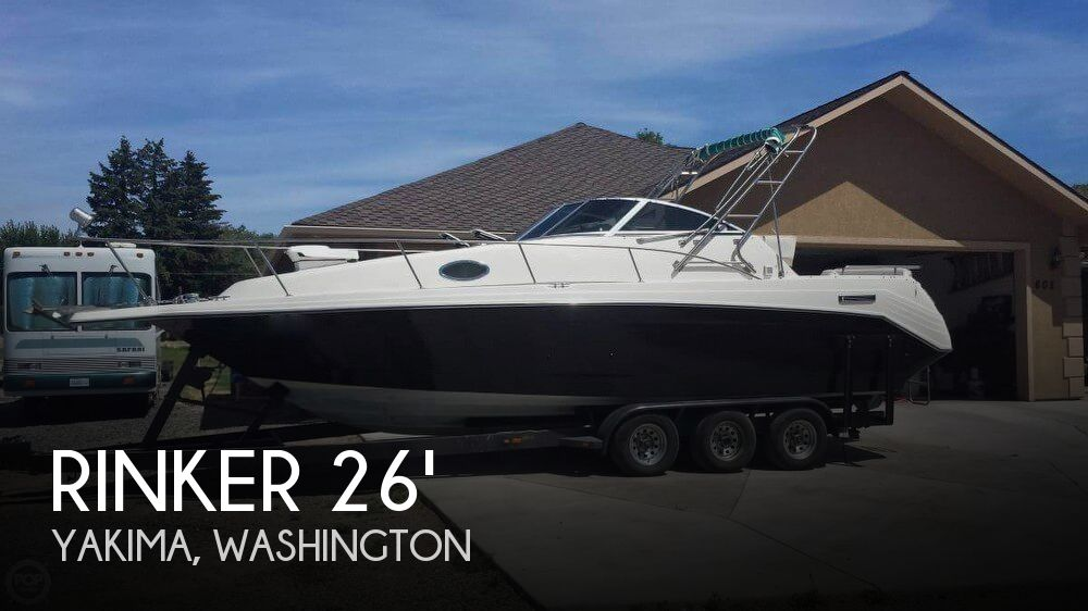 Used Rinker 26 Boats For Sale by owner | 1995 Rinker 26