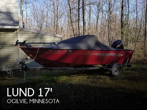 Used Lund Boats For Sale by owner | 2017 Lund 17