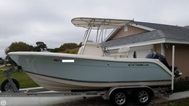 Cobia 201 CC, 20', for sale - $39,900