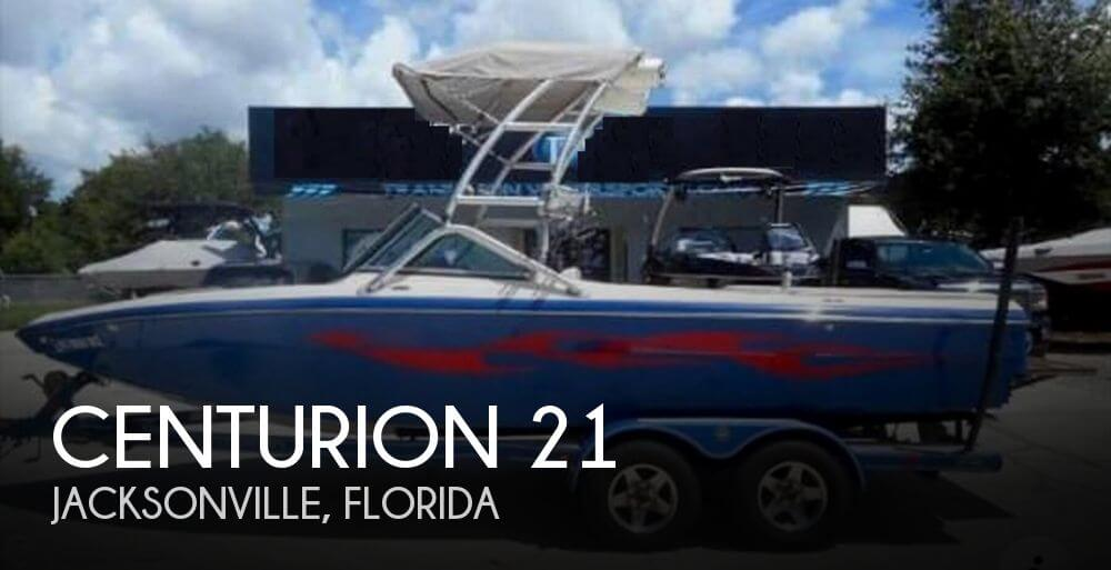 Used Centurion Boats For Sale by owner | 2004 Centurion 21