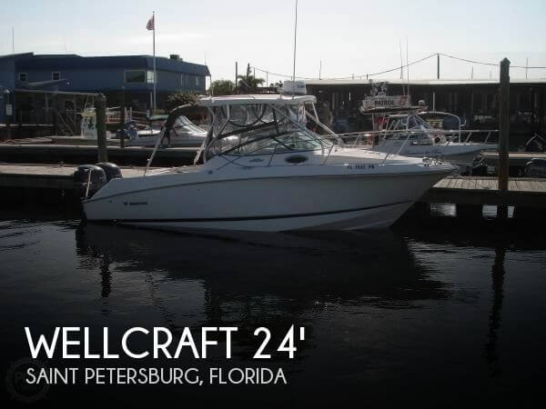 Used Wellcraft Boats For Sale by owner | 2013 Wellcraft 252 Coastal