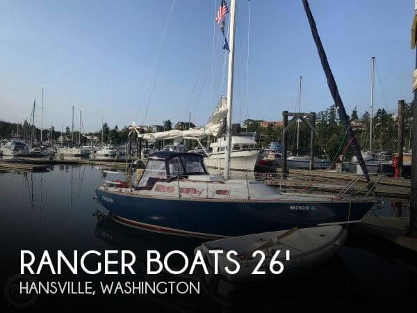 Used Ranger Boats For Sale in Washington by owner | 1974 Ranger Boats 26