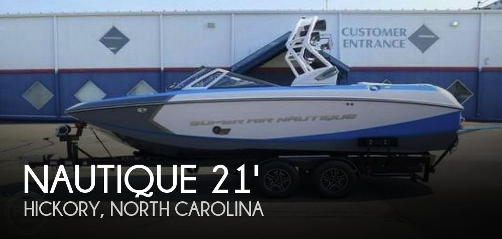 Used Boats For Sale in Charlotte, North Carolina by owner | 2015 Nautique G21