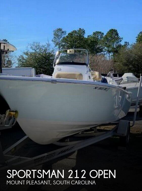 Used Sportsman Boats For Sale by owner | 2016 Sportsman 21