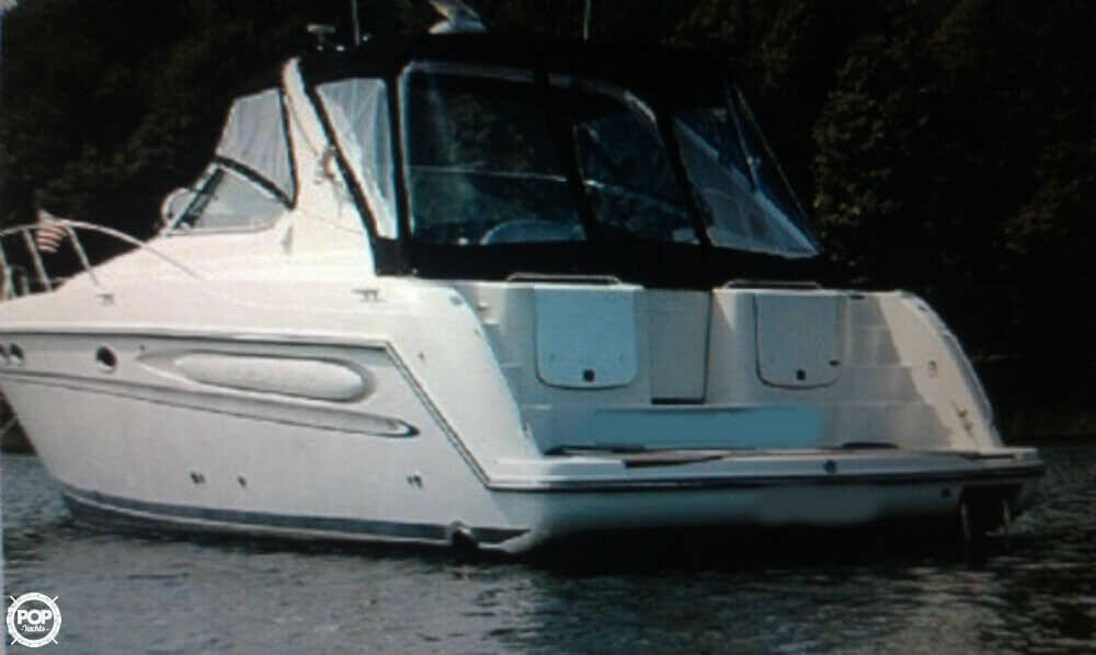 1997 Maxum boat for sale, model of the boat is 4100 SCR & Image # 10 of 40