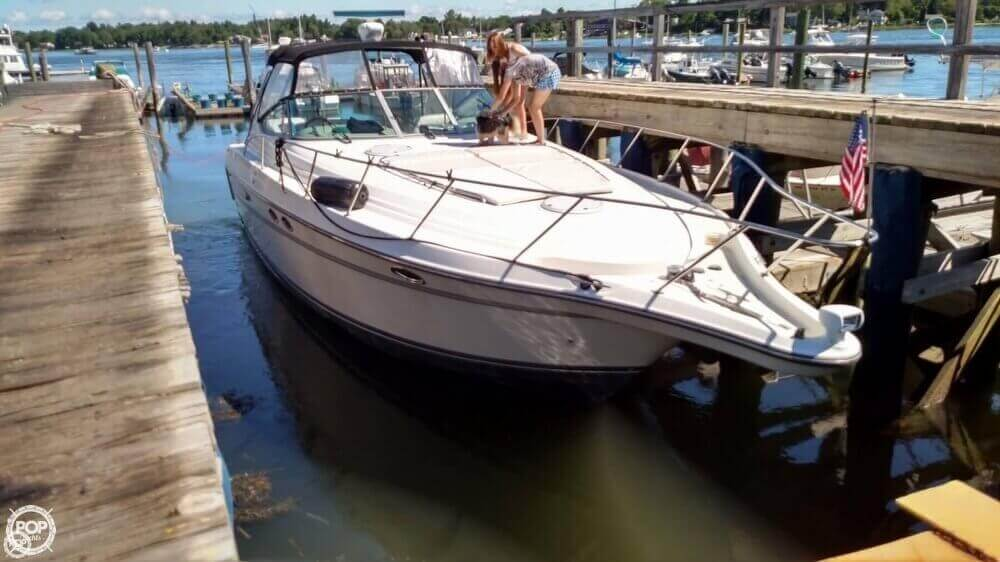 1997 Maxum boat for sale, model of the boat is 4100 SCR & Image # 13 of 40