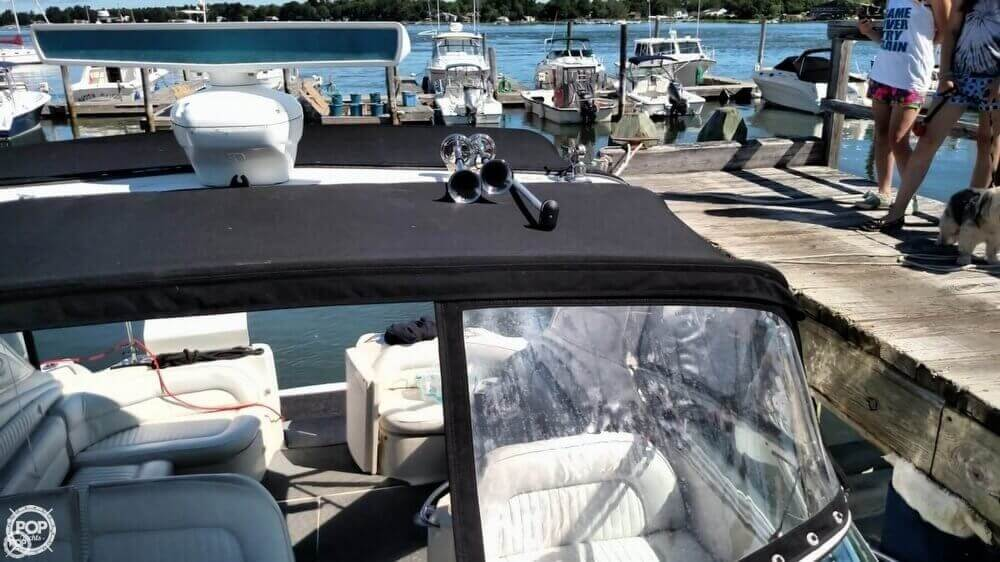 1997 Maxum boat for sale, model of the boat is 4100 SCR & Image # 14 of 40