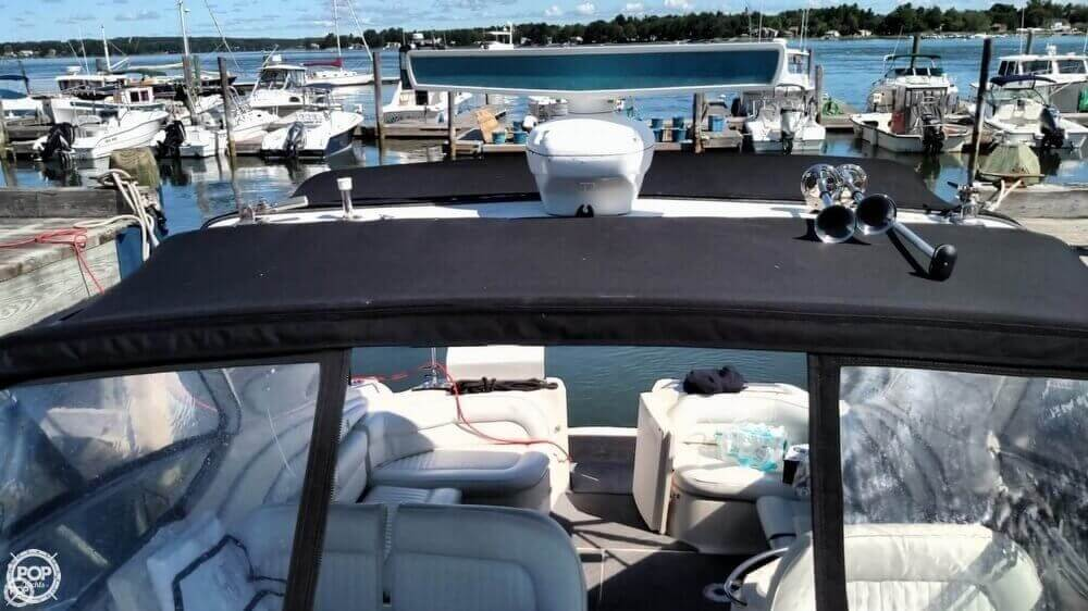 1997 Maxum boat for sale, model of the boat is 4100 SCR & Image # 15 of 40