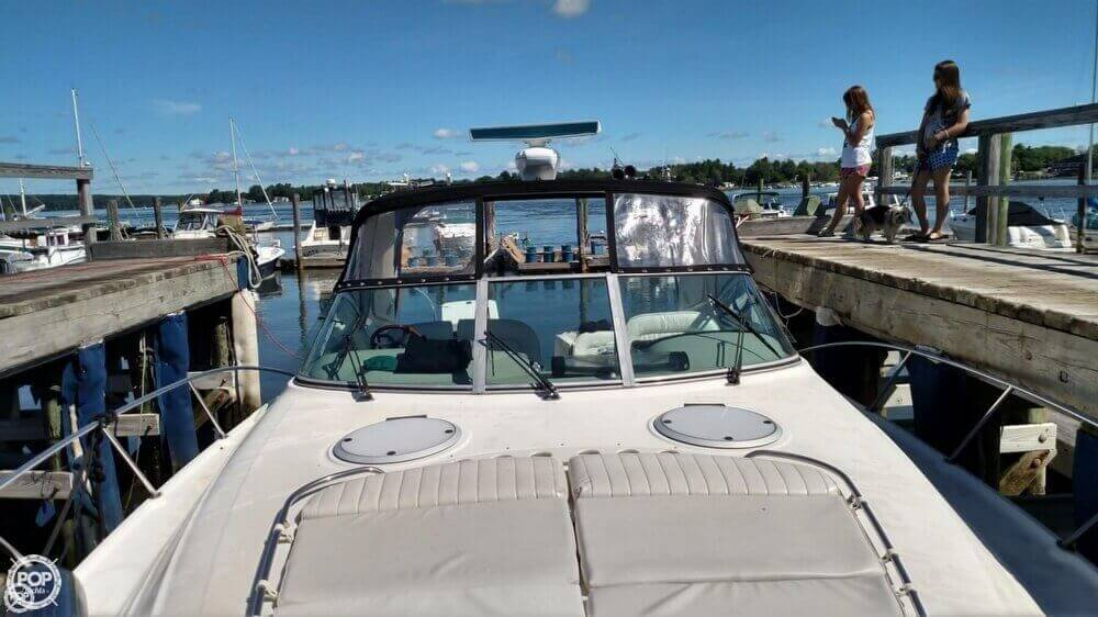 1997 Maxum boat for sale, model of the boat is 4100 SCR & Image # 17 of 40