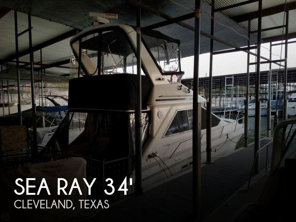 Used Motoryachts For Sale in Texas by owner | 1989 Sea Ray 340 Sedan Bridge
