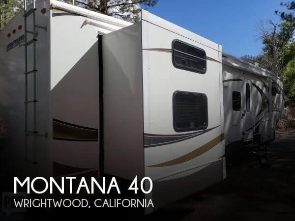 2014 Keystone Montana 40