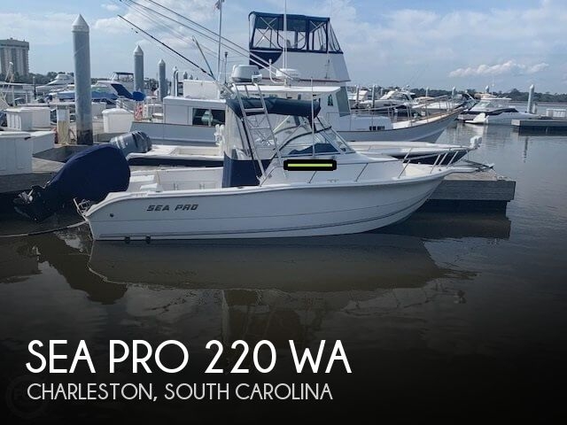Used Sea Pro Boats For Sale by owner | 2006 Sea Pro 220 WA