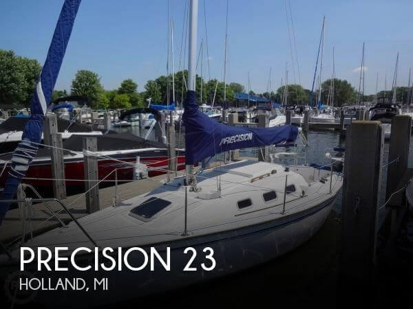 Used Precision Boats For Sale by owner | 2004 Precision 23