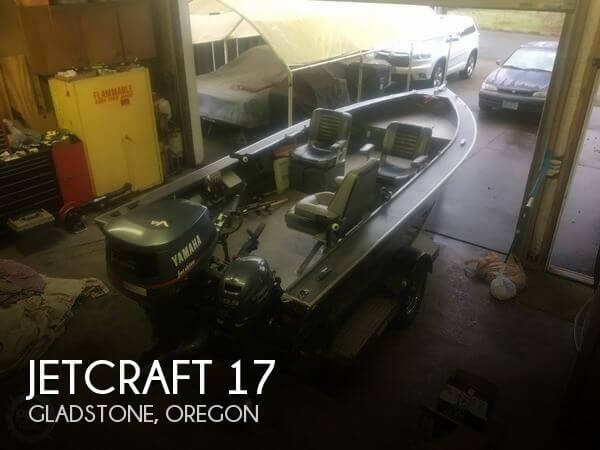 Used Jetcraft Boats For Sale by owner | 1990 Jetcraft 17