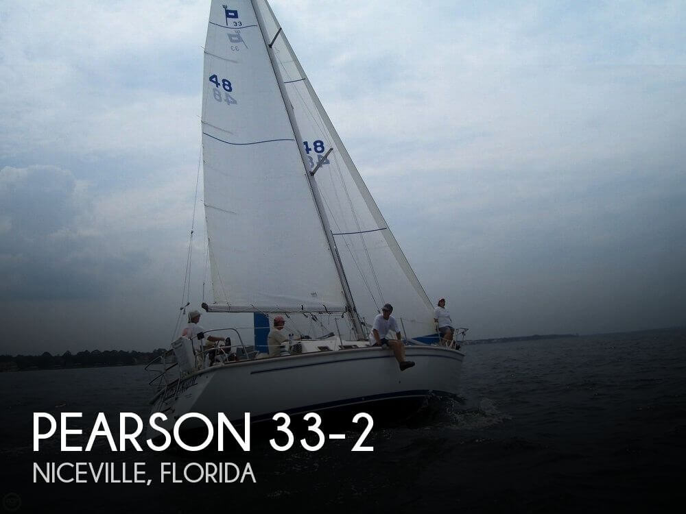 Used Pearson Sailboats For Sale by owner | 1986 Pearson 33