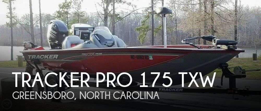 Used Tracker Boats For Sale in North Carolina by owner | 2016 Bass Tracker Pro 17