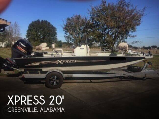 Used Boats For Sale in Montgomery, Alabama by owner | 2018 Xpress 20