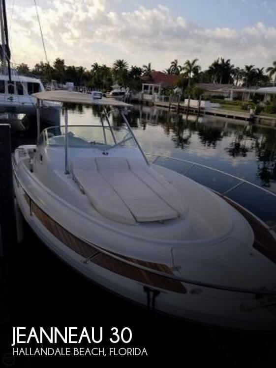 Used Jeanneau Boats For Sale by owner | 2005 Jeanneau 30