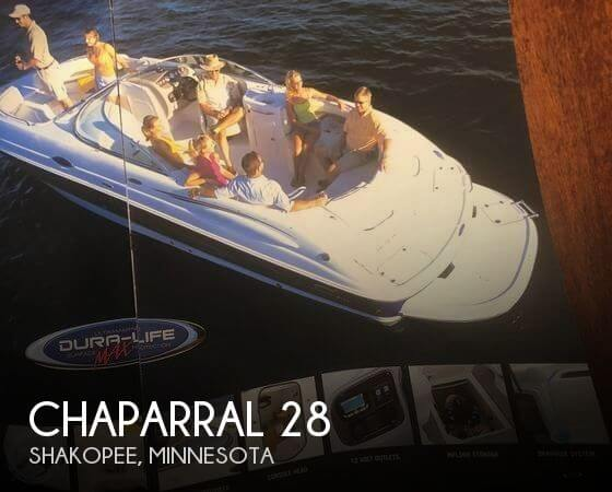 Used Boats For Sale in Rochester, Minnesota by owner | 2006 Chaparral 28