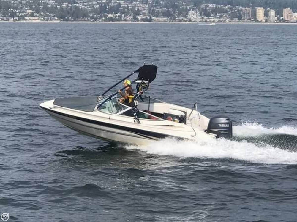2000 Malibu boat for sale, model of the boat is M1850 & Image # 16 of 40